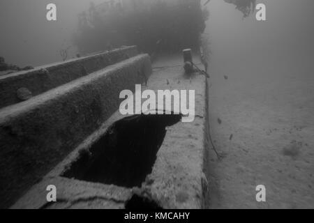 Wreck of Prince Albert - Stock Photo