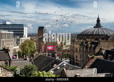 The university of edinburgh appleton tower stock photo - International office university of edinburgh ...