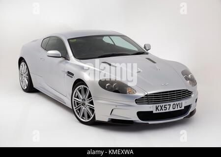 2007 Aston Martin Dbs V12 Stock Photo 167543292 Alamy