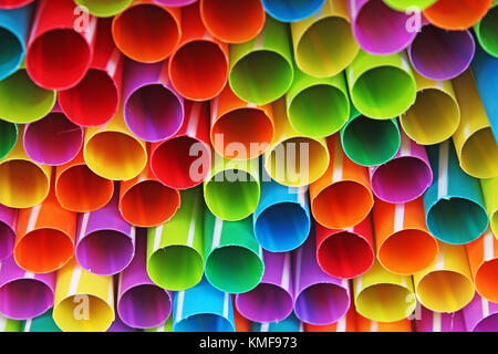 Fancy Straw Art Background Abstract Wallpaper Of Colored Straws Rainbow Colorful Pattern