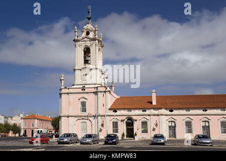 Pousada de Dona Maria I, Queluz. Portugal - Stock Photo