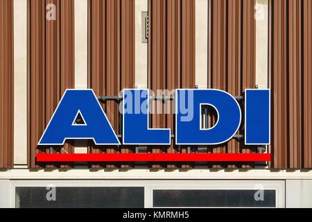 Logo Aldi Nord Stock Photo 7830571 Alamy