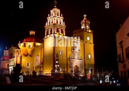 Guanajuato, Mexico - Stock Photo