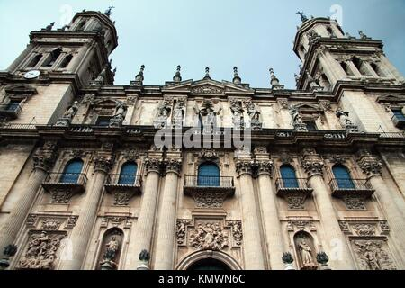 Cathedral 16th century, Jaén  Andalusia, Spain - Stock Photo