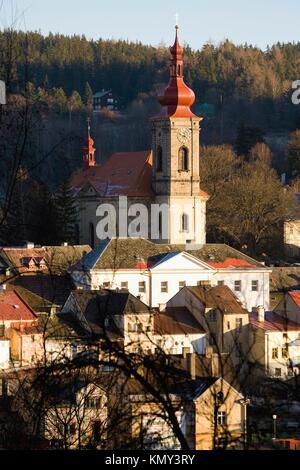 Becov nad Teplou, Czech Republic - Stock Photo