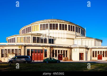 Centennial Hall (1913), Wroclaw, Silesia, Poland. - Stock Photo