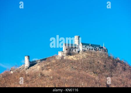 Bezdez Castle, Czech Republic. - Stock Photo