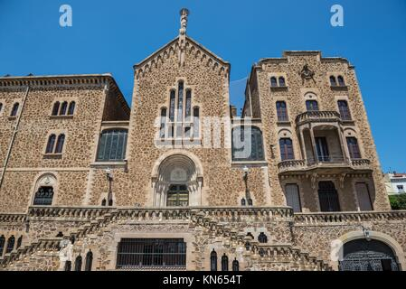 St. Joseph Of The Mountain church in Barcelona, Spain.