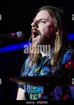 Steve Hill In the Jam House Edinburgh 2017 - Stock Photo