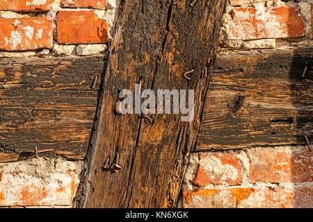 Demolition of a red brick house Stock Photo: 27012788 - Alamy