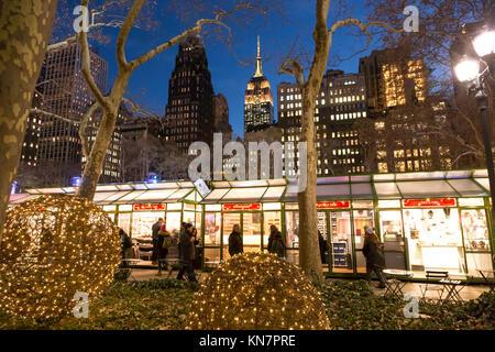 York Food Bank Christmas Tree