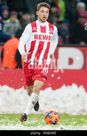 Koeln, Deutschland. 10th Dec, 2017. Salih OEZCAN (Ozcan, K) with Ball, Einzelaktion with Ball, Aktion, Fussball - Stock Photo