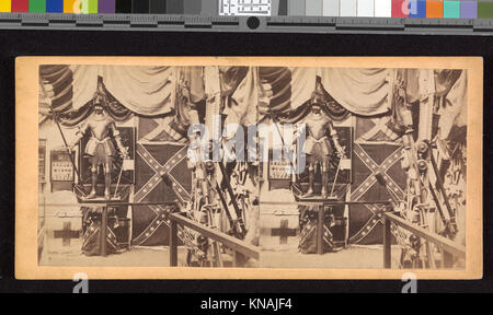 -225 Stereographs of United States Architecture- MET DP274714 692528 - Stock Photo