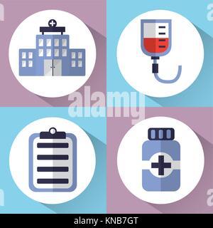 medical equipment medicine instrument healthcare - Stock Photo