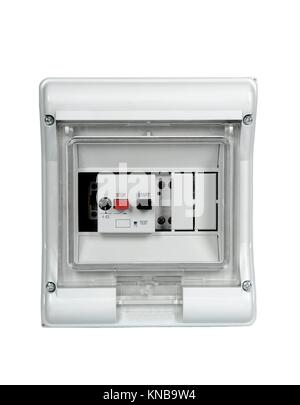 Power box. - Stock Photo