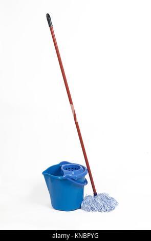 mop. - Stock Photo