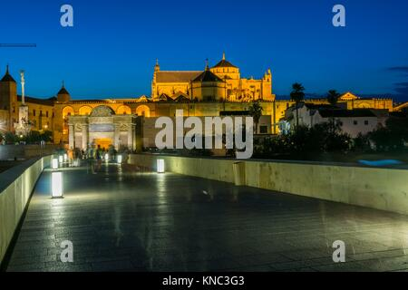 Mosque-Cathedral of Córdoba, Andalucia, Spain. - Stock Photo