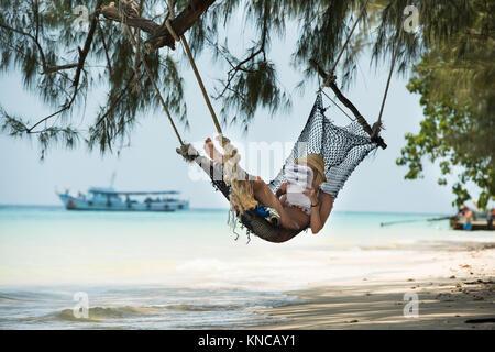 Phi Phi Island -Thailand - Stock Photo