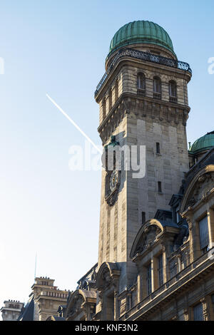 Observatory of Sorbonne - Stock Photo