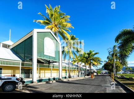 The Reef Marina, Port Douglas, Far North Queensland, FNQ, QLD, Australia - Stock Photo