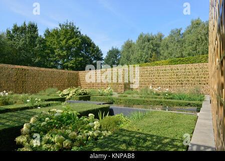 Christian garden, IGA, Marzahn, Berlin, Germany, Christlicher Garten, Deutschland - Stock Photo