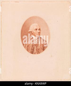 Sir Henry Clinton. Artist: Francesco Bartolozzi (Italian, Florence 1728-1815 Lisbon); Artist: After John Smart (British, - Stock Photo