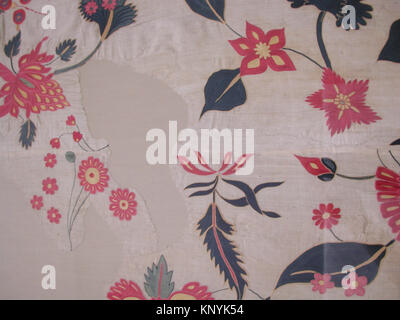 Bed Cover or Wall Hanging MET wb-54.21h 451186 - Stock Photo