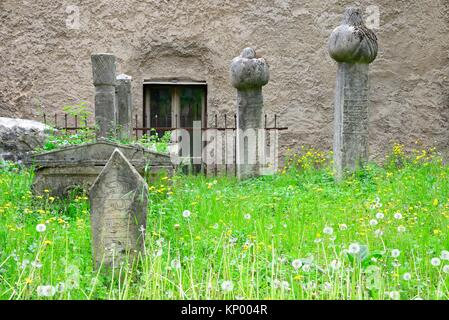Cejvan Cementery in Mostar, Bosnia and Herzegovina - Stock Photo