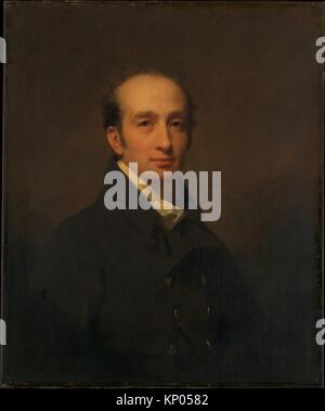 Alexander Maconochie (1777-1861) of Meadowbank. Artist: Sir Henry Raeburn (British, Stockbridge, Scotland 1756-1823 - Stock Photo