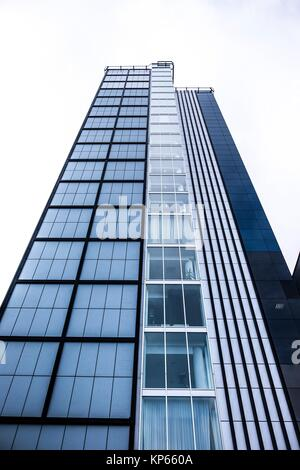 High rise building in Tallinn, Estonia, Europe. - Stock Photo