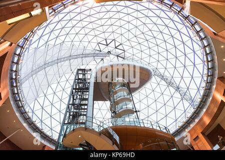City Center, Belfast, Ireland, Europe - Stock Photo