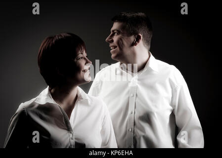 Paar - couple - Stock Photo