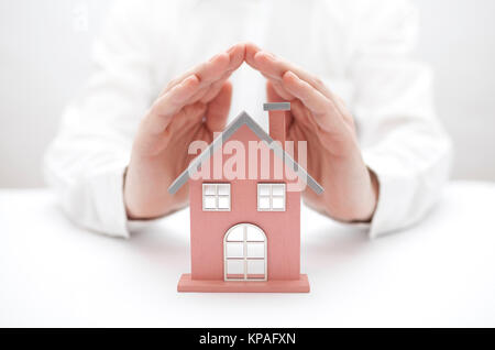 House protection - Stock Photo