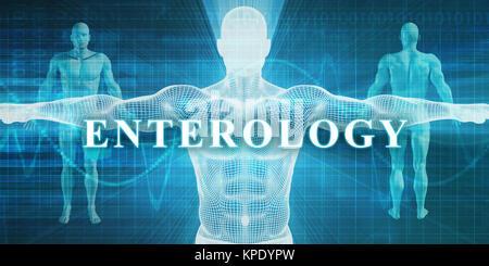 Enterology - Stock Photo