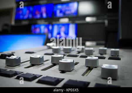 Recording Studio Mixing Room Stock Photo 78786973 Alamy