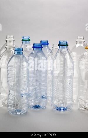 empty bottles - Stock Photo