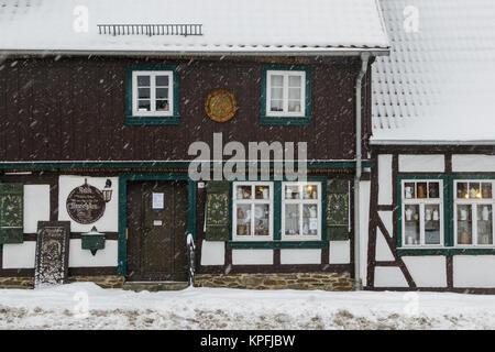 Güntersberge im Harz Mausefallen Museum