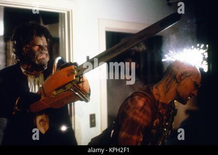 The Texas Chainsaw Massacre II - Stock Photo