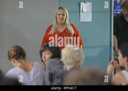 Victoire Bonnot (TV series) - Stock Photo