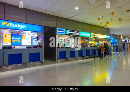 Enterprise Car Rental Athens Greece Airport