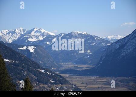 lienz dolomites,valley of lienz,lienz,amlach tristach,zettersfeld,faschingalm,osttirol - Stock Photo