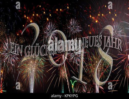 ein glckliches neues jahr fireworks happy new year in german others in german see kpkypd