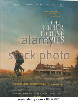 a report on cider house rules a movie by john irving The cider house rules is a 1999 american drama film directed by lasse  hallström, based on john irving's novel of the  on the review aggregator  rotten tomatoes the film holds a 71% approval rating, and it has a 75/100 rating  on metacritic.
