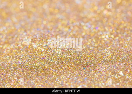 Glitters for background, template or presentation - Stock Photo