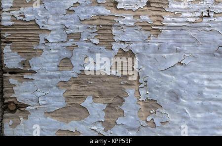 Color-Peel wood texture - Stock Photo