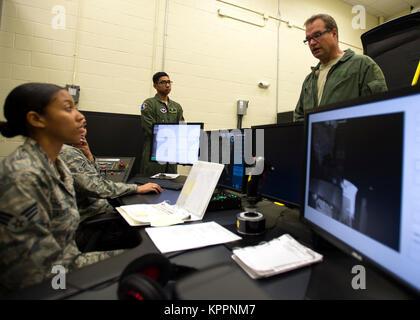 Randolph Air Force Base Texas Capt John Beurer Right Seat Stock Photo Royalty Free Image