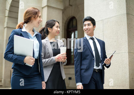 international business people - Stock Photo