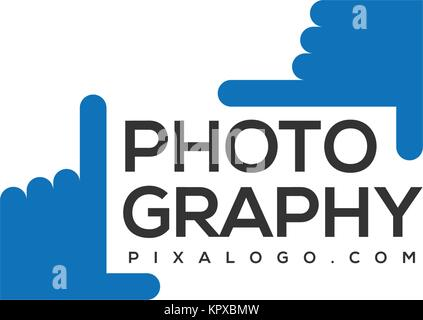 Logo design template of all industries. Check My Portfolio to find all of them. - Stock Photo