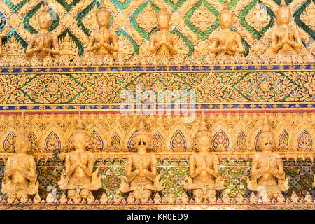 Wat Phra Kaew - Stock Photo