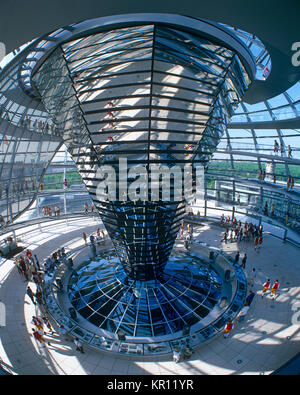 Reichstag, Berlin, Germany - Stock Photo